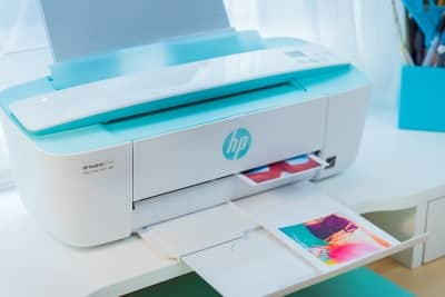 HP 3755 Printer Error State Won't Print
