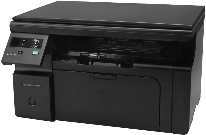 HP LaserJet M1136 Printer Error E8