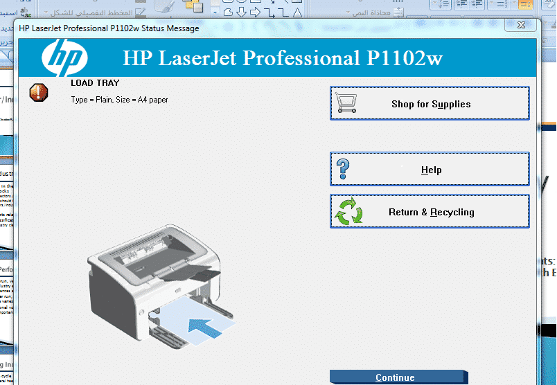 HP LaserJet P1102 in ERROR STATE | How to Fix HP Printer
