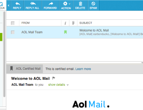 AOL Mail Error Message – How to Resolve Them?