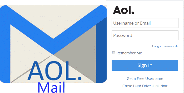 AOL Mail Trouble Sign In