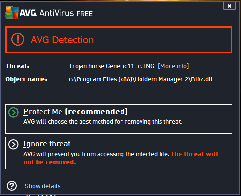 Avg anti virus not updating