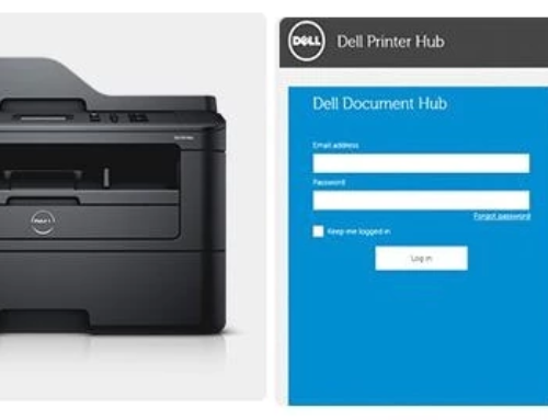 How to Configure Dell Printer to Wireless Network?