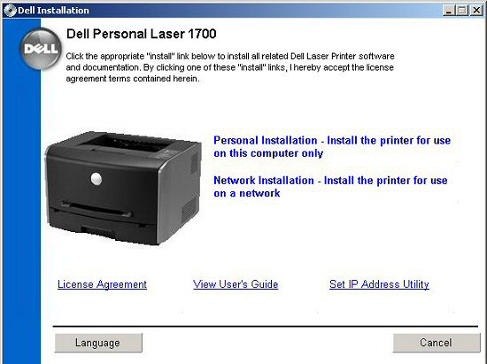 Dell Printer Drivers