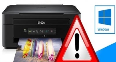 Epson Printer Error Code E2 and 0Xc1