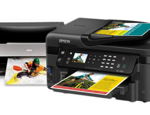How to Resolve Epson Printer Waste Ink Pad Error?