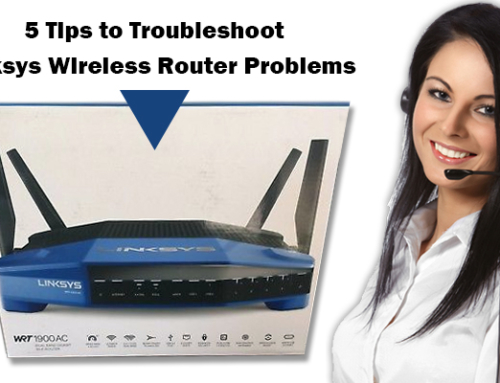 Fix Linksys Wireless Router Issues in 5 Simple Steps