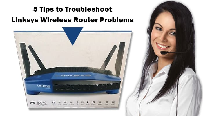 Fix Linksys Wireless Router Issues