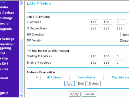 How to Find Netgear Router Login IP Address?