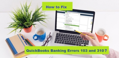 Quickbooks Error Message 103
