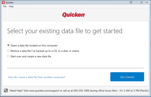 quicken repair tool Archives - Contact Assistance