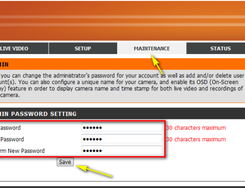 5 Easy Steps to Reset D-link Password