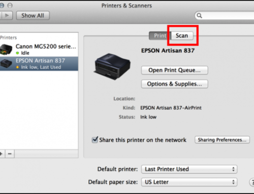Easy Steps to Setup Epson Printer Driver on Mac?