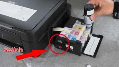 Troubleshoot Epson Inkjet Printer