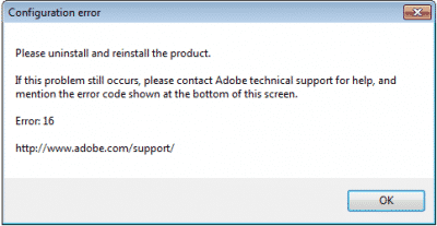 Adobe error 16 crack Archives - Contact Assistance