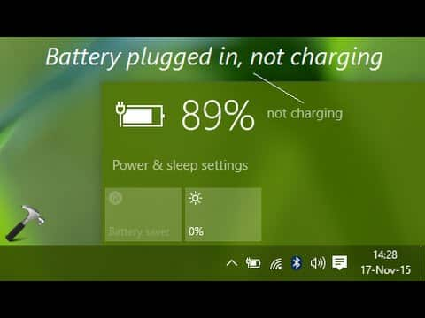 Dell Laptop not Charging