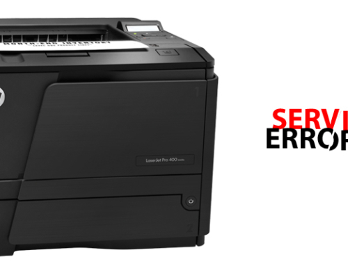 Simple Ways to Fix HP Printer Error Code 79