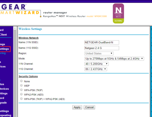 Quick Guide to Find Netgear Router SSID Password