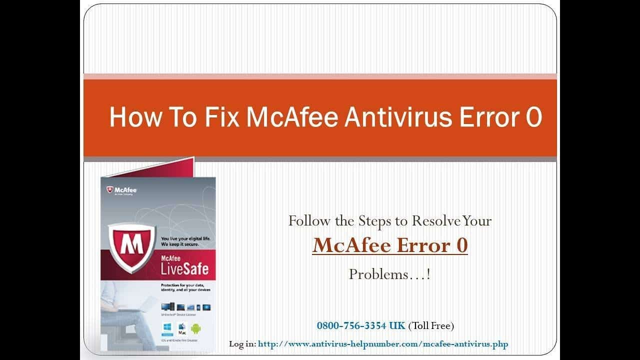 mcafee login Archives - Contact Assistance