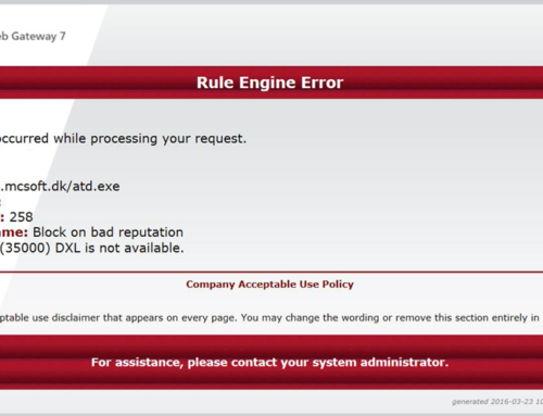 Simple guide To Fix Mcafee error 258.