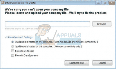 Quickbooks Application Error qbw32.exe
