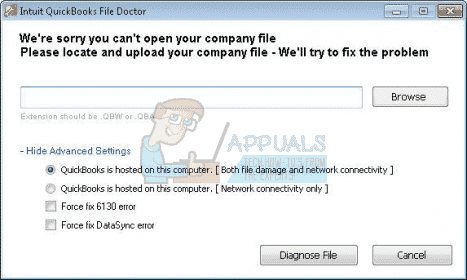 Steps To Fix Quickbooks Application Error qbw32.exe.
