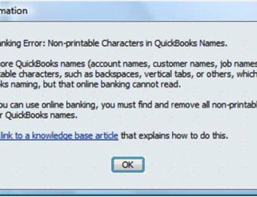 Solutions to fix the Quickbooks error 9000