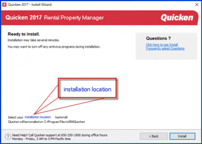 Quicken error 334