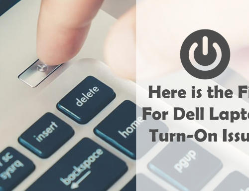 Here is the Fix For Dell Laptop Turn-On Issue!