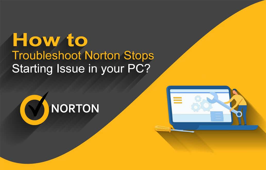 Norton Stops Starting Issue