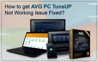 AVG PC TuneUp Not Working