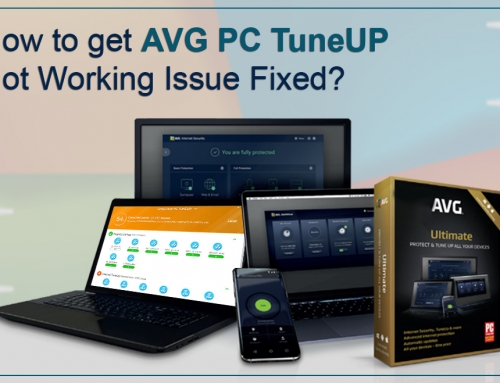 How to get AVG PC TuneUP Not Working Issue Fixed?