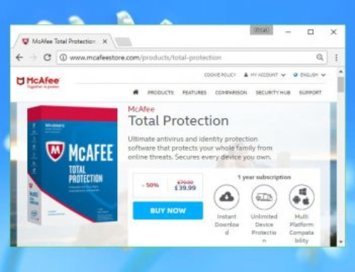 What are the Reasons and Solution for McAfee Stops Detecting Malware Issue?