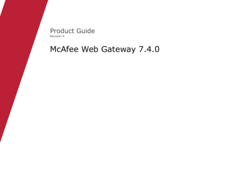 How to Troubleshoot McAfee Web Gateway Error 403?