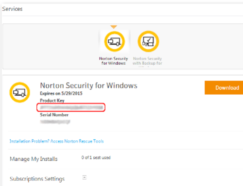 How to Resolve Norton License Key Issue From Your Computer?