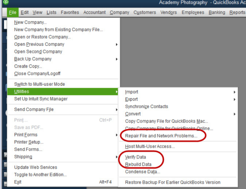 How to Resolve QuickBooks Verify Account Balance Failed Issue?