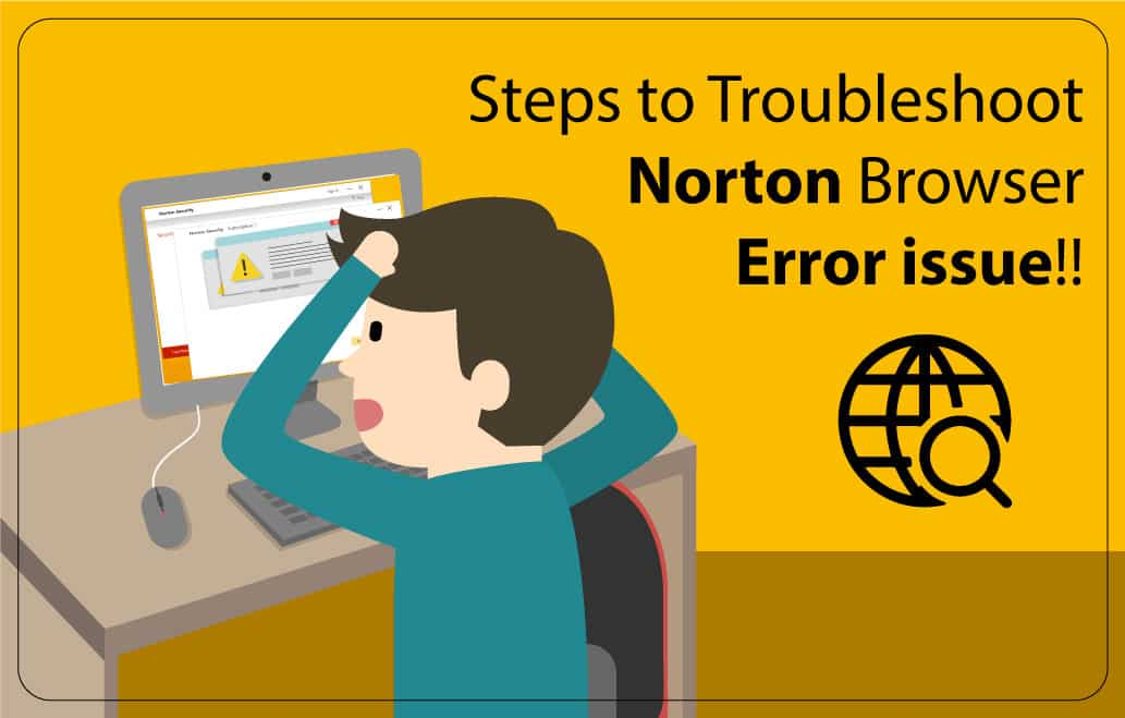 Norton Browser Error