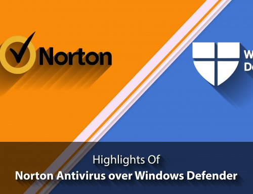 Highlights Of Norton Antivirus over Windows Defender