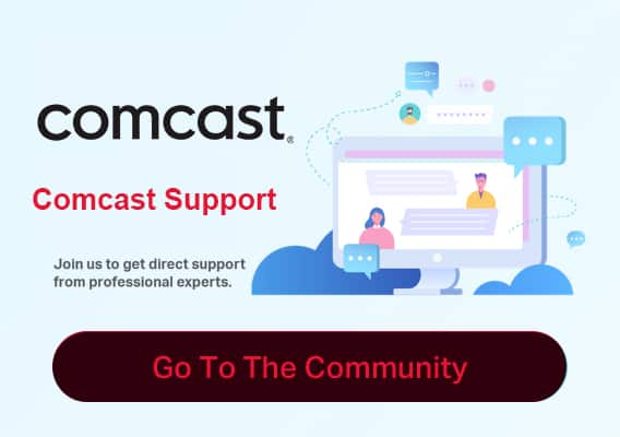 comcast support