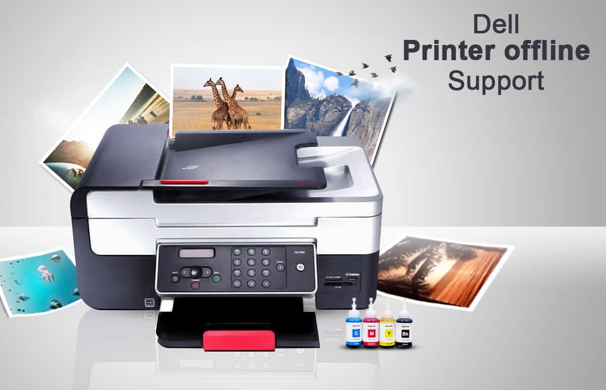 Dell Printer Offline Support Service - Contact Assistance