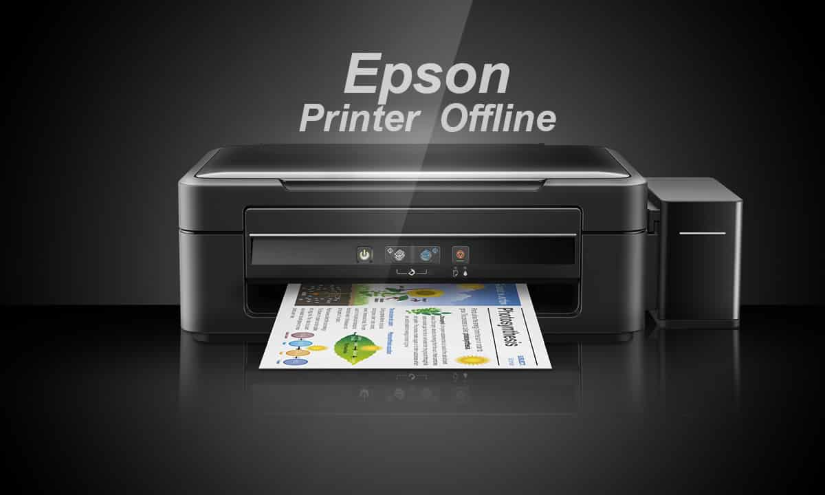 Epson Printer Offline Support