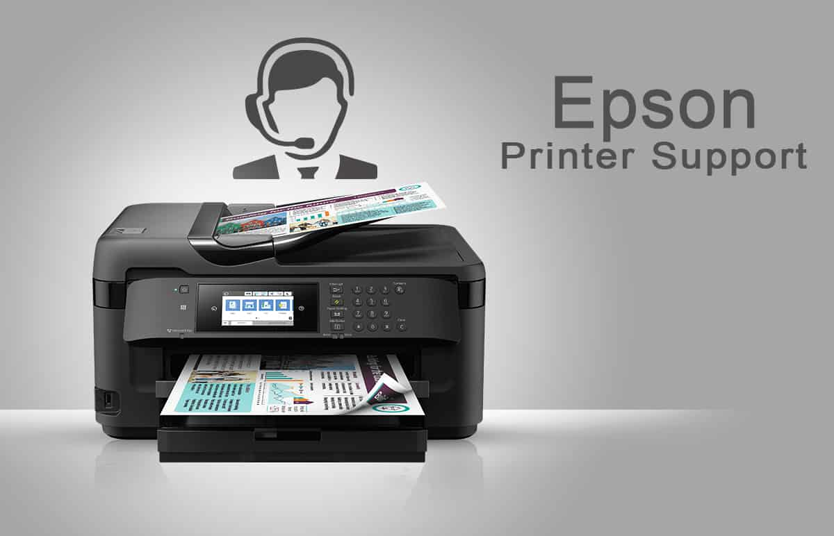 Epson Printer Support Service - Contact Assistance