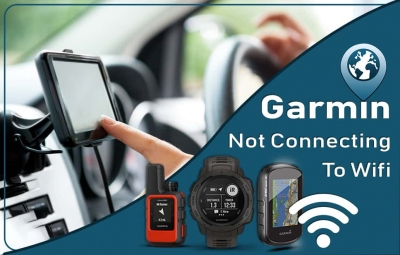 Garmin Not Connecting To Wifi